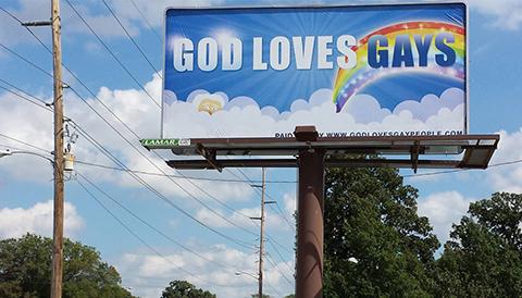 Czy Bóg kocha pedała?