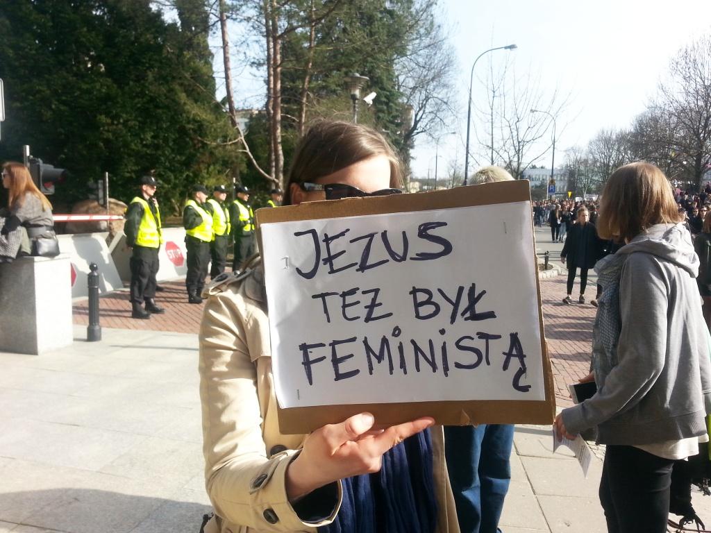 Jezus też był feministą