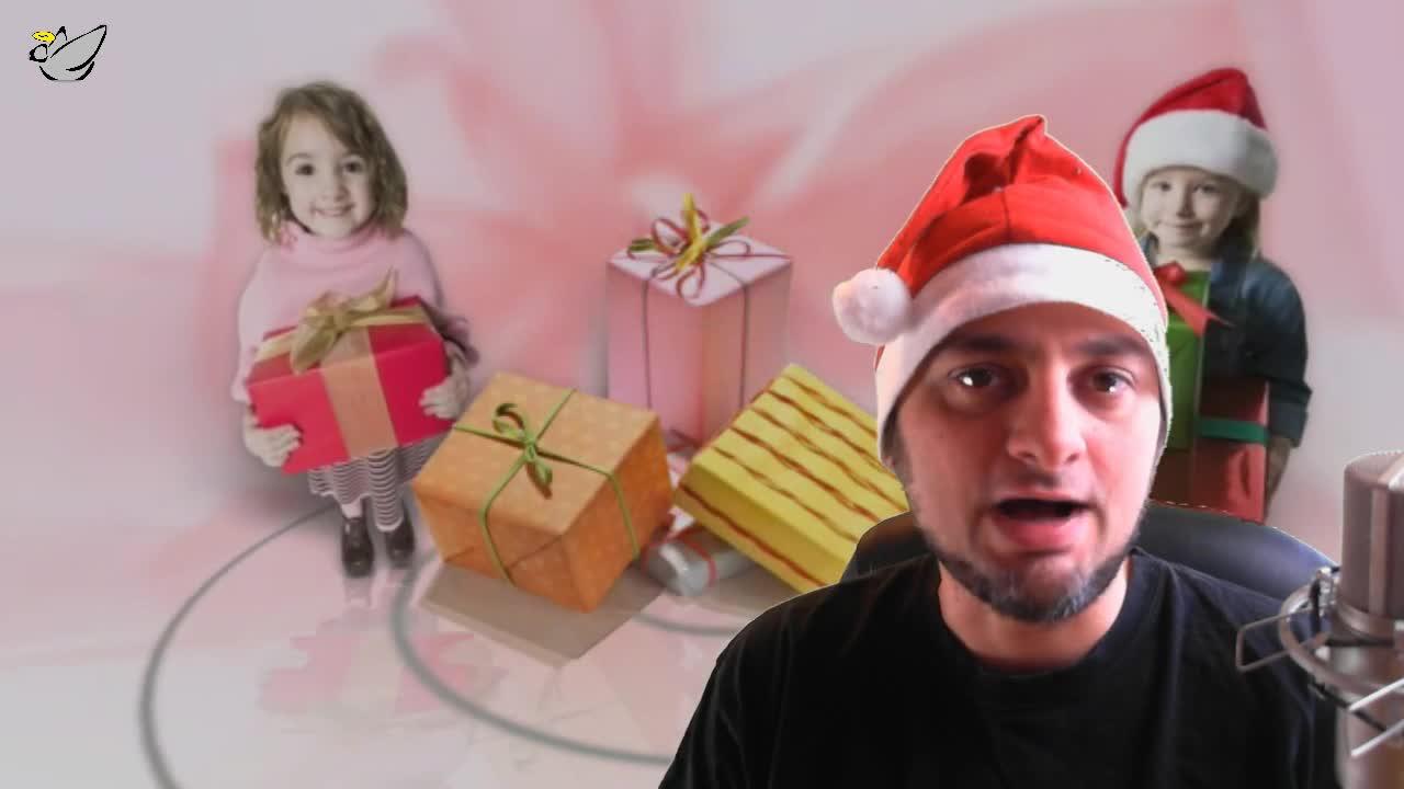 Święty Mikołaj i Biblia