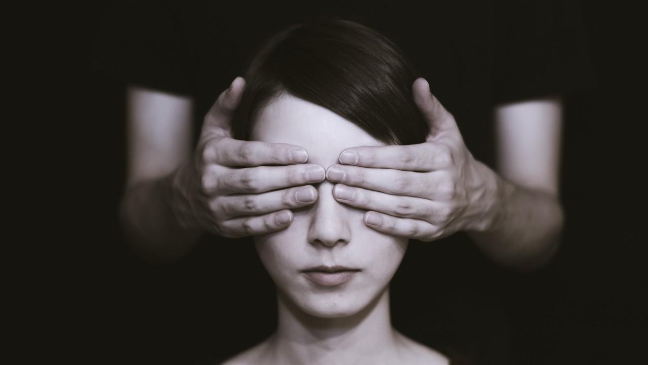 Bezradny jak niewidomy