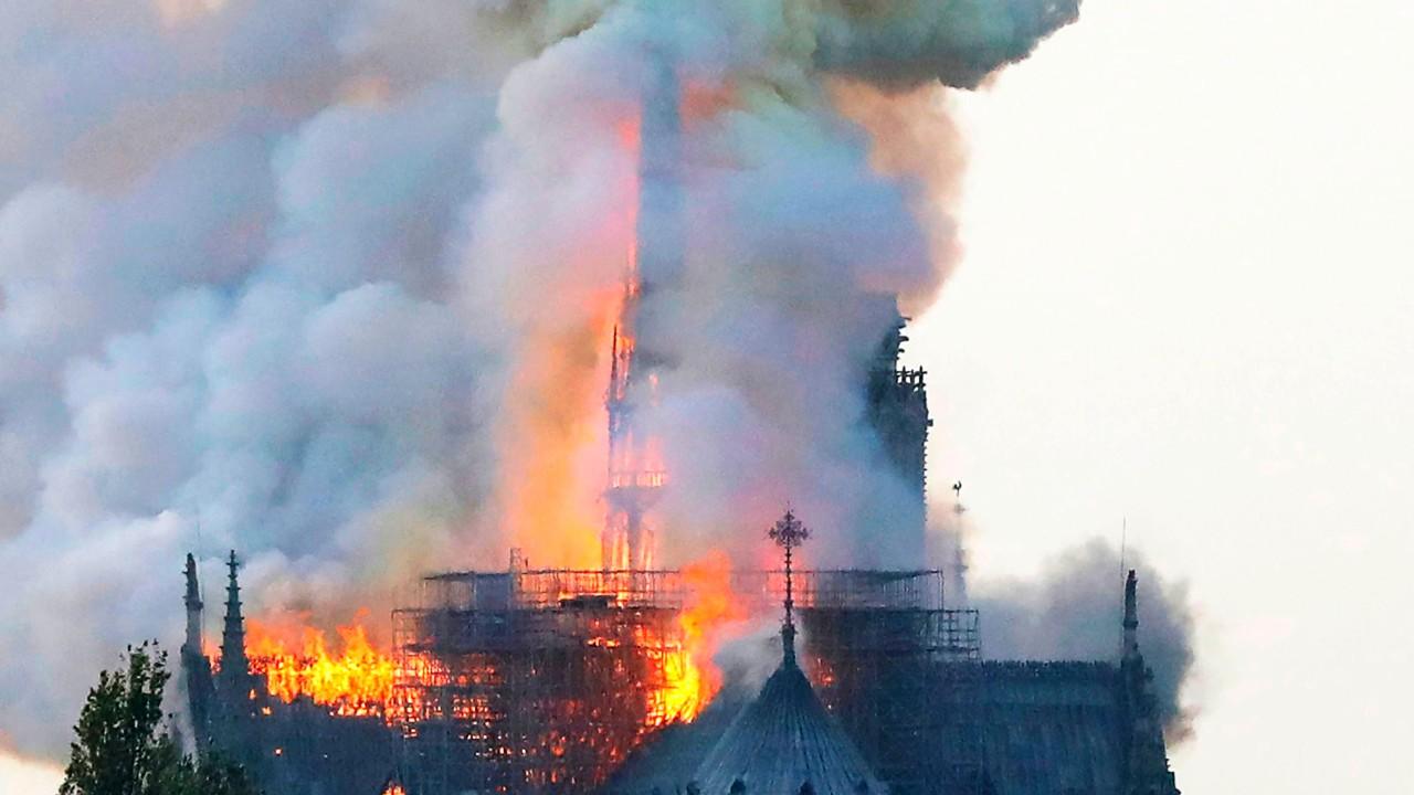 Znaki czasów - dlaczego spłonęła katedra Notre Dame